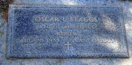 STAGGS, OSCAR L. - Maricopa County, Arizona | OSCAR L. STAGGS - Arizona Gravestone Photos