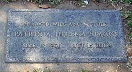 STAGGS, PATRICIA HELENA - Maricopa County, Arizona | PATRICIA HELENA STAGGS - Arizona Gravestone Photos
