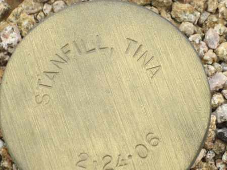 STANFILL, TINA - Maricopa County, Arizona | TINA STANFILL - Arizona Gravestone Photos