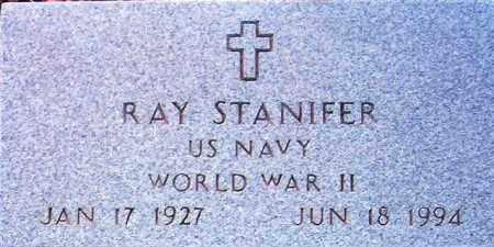 STANIFER, RAY - Maricopa County, Arizona | RAY STANIFER - Arizona Gravestone Photos