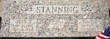 STANNING, ELSIE F. - Maricopa County, Arizona | ELSIE F. STANNING - Arizona Gravestone Photos