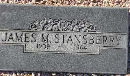 STANSBERRY, JAMES M. - Maricopa County, Arizona   JAMES M. STANSBERRY - Arizona Gravestone Photos