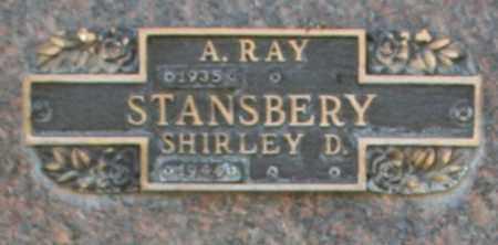 STANSBERY, SHIRLEY D - Maricopa County, Arizona   SHIRLEY D STANSBERY - Arizona Gravestone Photos