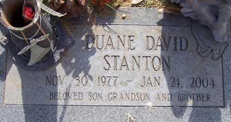 STANTON, DUANE DAVID - Maricopa County, Arizona   DUANE DAVID STANTON - Arizona Gravestone Photos
