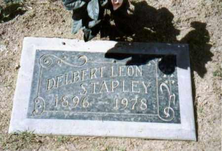 STAPLEY, DELBERT LEON - Maricopa County, Arizona | DELBERT LEON STAPLEY - Arizona Gravestone Photos