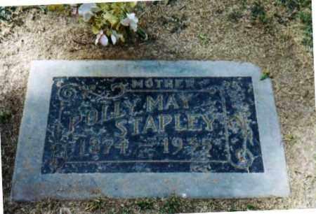 STAPLEY, POLLY MAY - Maricopa County, Arizona | POLLY MAY STAPLEY - Arizona Gravestone Photos