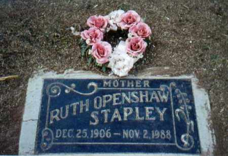 STAPLEY, RUTH - Maricopa County, Arizona | RUTH STAPLEY - Arizona Gravestone Photos