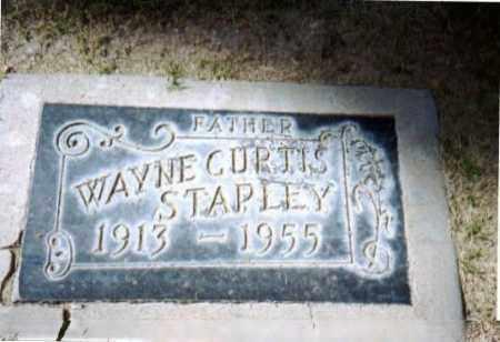 STAPLEY, WAYNE CURTIS - Maricopa County, Arizona | WAYNE CURTIS STAPLEY - Arizona Gravestone Photos