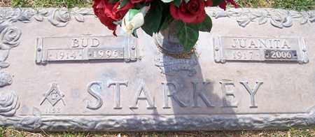 STARKEY, JUANITA - Maricopa County, Arizona | JUANITA STARKEY - Arizona Gravestone Photos
