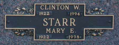 STARR, CLINTON W - Maricopa County, Arizona | CLINTON W STARR - Arizona Gravestone Photos