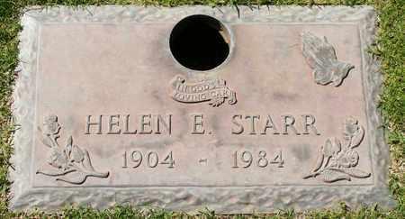 STARR, HELEN E - Maricopa County, Arizona | HELEN E STARR - Arizona Gravestone Photos