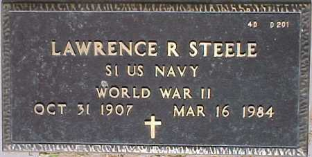 STEELE, LAWRENCE R. - Maricopa County, Arizona | LAWRENCE R. STEELE - Arizona Gravestone Photos