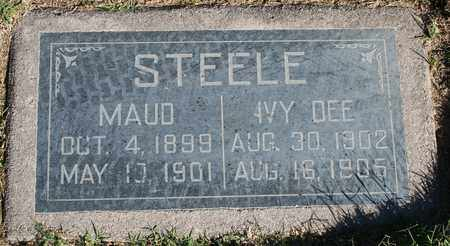 STEELE, IVY DEE - Maricopa County, Arizona | IVY DEE STEELE - Arizona Gravestone Photos