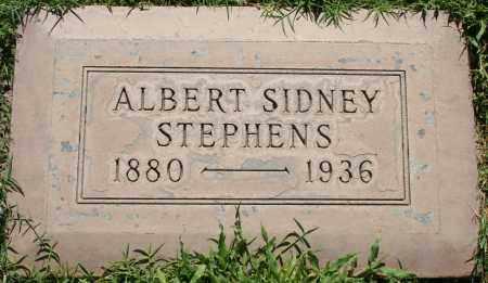 STEPHENS, ALBERT SIDNEY - Maricopa County, Arizona | ALBERT SIDNEY STEPHENS - Arizona Gravestone Photos