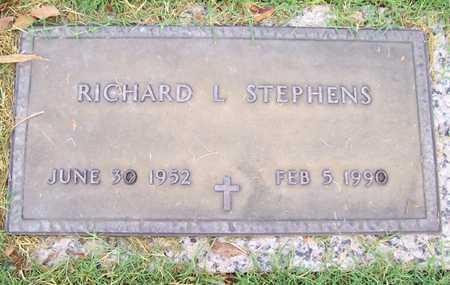 STEPHENS, RICHARD L. - Maricopa County, Arizona | RICHARD L. STEPHENS - Arizona Gravestone Photos