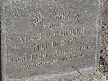 STEPHENSON, CONSTANCE - Maricopa County, Arizona | CONSTANCE STEPHENSON - Arizona Gravestone Photos