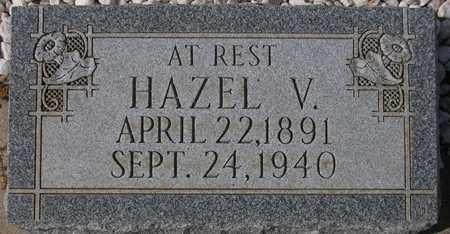STEPP, HAZEL V. - Maricopa County, Arizona | HAZEL V. STEPP - Arizona Gravestone Photos