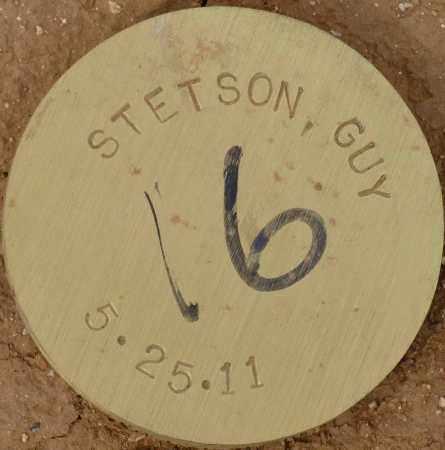 STETSON, GUY - Maricopa County, Arizona | GUY STETSON - Arizona Gravestone Photos