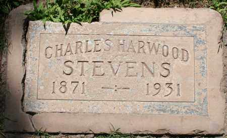 STEVENS, CHARLES HARWOOD - Maricopa County, Arizona | CHARLES HARWOOD STEVENS - Arizona Gravestone Photos