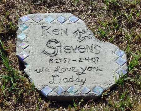 STEVENS, KENNETH - Maricopa County, Arizona | KENNETH STEVENS - Arizona Gravestone Photos