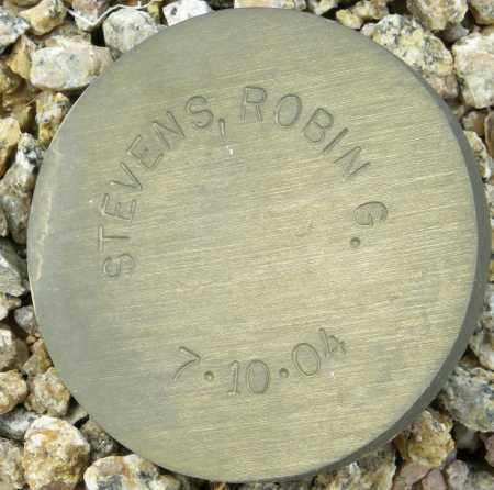 STEVENS, ROBIN G. - Maricopa County, Arizona | ROBIN G. STEVENS - Arizona Gravestone Photos