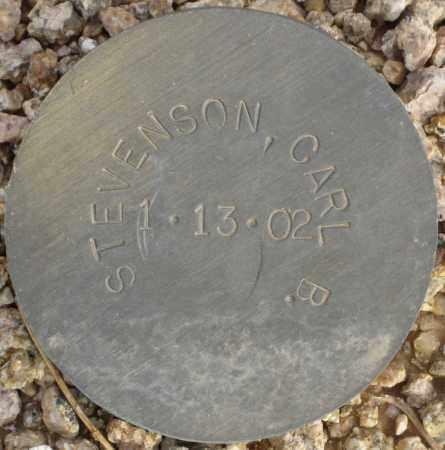 STEVENSON, CARL B. - Maricopa County, Arizona | CARL B. STEVENSON - Arizona Gravestone Photos