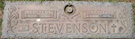 STEVENSON, MARGARET G. - Maricopa County, Arizona | MARGARET G. STEVENSON - Arizona Gravestone Photos