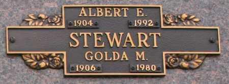 STEWART, GOLDA M - Maricopa County, Arizona   GOLDA M STEWART - Arizona Gravestone Photos