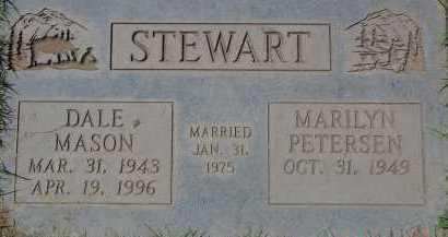 PETERSEN STEWART, MARILYN - Maricopa County, Arizona | MARILYN PETERSEN STEWART - Arizona Gravestone Photos