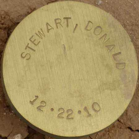 STEWART, DONALD - Maricopa County, Arizona | DONALD STEWART - Arizona Gravestone Photos