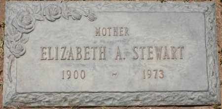 STEWART, ELIZABETH A. - Maricopa County, Arizona | ELIZABETH A. STEWART - Arizona Gravestone Photos