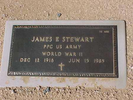 STEWART, JAMES E. - Maricopa County, Arizona | JAMES E. STEWART - Arizona Gravestone Photos