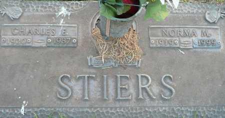 STIERS, CHARLES E. - Maricopa County, Arizona   CHARLES E. STIERS - Arizona Gravestone Photos