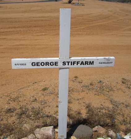 STIFFARM, GEORGE - Maricopa County, Arizona | GEORGE STIFFARM - Arizona Gravestone Photos