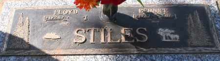 STILES, BERNICE - Maricopa County, Arizona | BERNICE STILES - Arizona Gravestone Photos