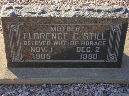 STILL, FLORENCE C. - Maricopa County, Arizona | FLORENCE C. STILL - Arizona Gravestone Photos