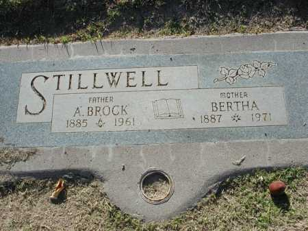 STILLWELL, A. BROCK - Maricopa County, Arizona | A. BROCK STILLWELL - Arizona Gravestone Photos