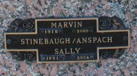 ANSPACH, SALLY - Maricopa County, Arizona | SALLY ANSPACH - Arizona Gravestone Photos