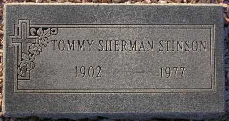 STINSON, TOMMY SHERMAN - Maricopa County, Arizona | TOMMY SHERMAN STINSON - Arizona Gravestone Photos