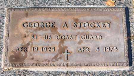 STOCKEY, GEORGE A. - Maricopa County, Arizona | GEORGE A. STOCKEY - Arizona Gravestone Photos
