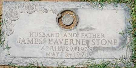STONE, JAMES LAVERNE - Maricopa County, Arizona | JAMES LAVERNE STONE - Arizona Gravestone Photos
