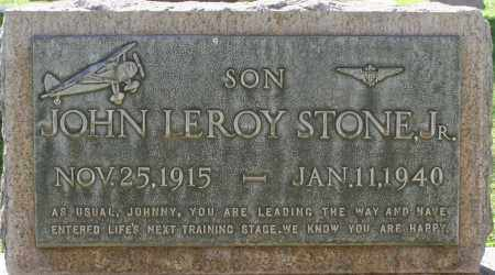 STONE, JOHN LEROY, JR. - Maricopa County, Arizona | JOHN LEROY, JR. STONE - Arizona Gravestone Photos