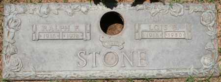 STONE, RALPH F. - Maricopa County, Arizona   RALPH F. STONE - Arizona Gravestone Photos