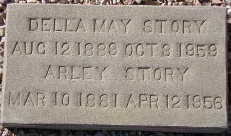 STORY, DELLA MAY - Maricopa County, Arizona | DELLA MAY STORY - Arizona Gravestone Photos