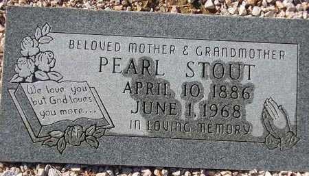 STOUT, PEARL - Maricopa County, Arizona   PEARL STOUT - Arizona Gravestone Photos