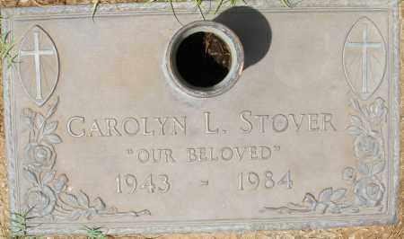 STOVER, CAROLYN L. - Maricopa County, Arizona | CAROLYN L. STOVER - Arizona Gravestone Photos