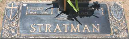 STRATMAN, ELIZABETH E. - Maricopa County, Arizona   ELIZABETH E. STRATMAN - Arizona Gravestone Photos
