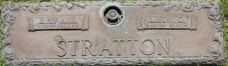 STRATTON, LAVON C - Maricopa County, Arizona | LAVON C STRATTON - Arizona Gravestone Photos