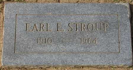 STRICKLAND, EARL E. - Maricopa County, Arizona | EARL E. STRICKLAND - Arizona Gravestone Photos