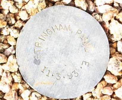 STRINGHAM, PAUL E. - Maricopa County, Arizona   PAUL E. STRINGHAM - Arizona Gravestone Photos